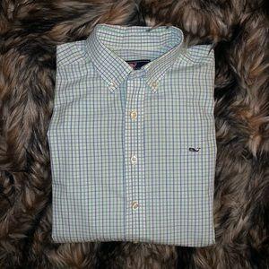 Vineyard Vines Whale shirt Button Down